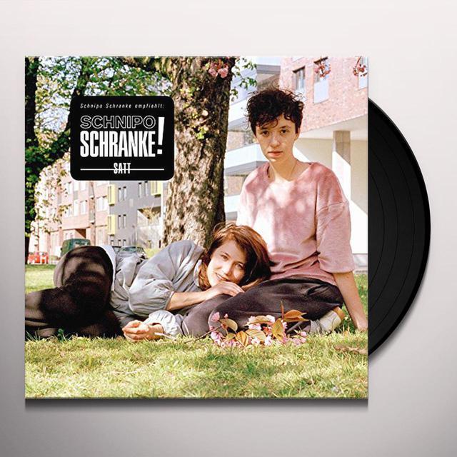 SCHNIPO SCHRANKE SATT Vinyl Record