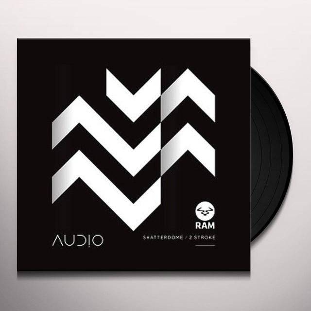 Audio SHATTERDOME / 2 STROKE Vinyl Record - UK Import