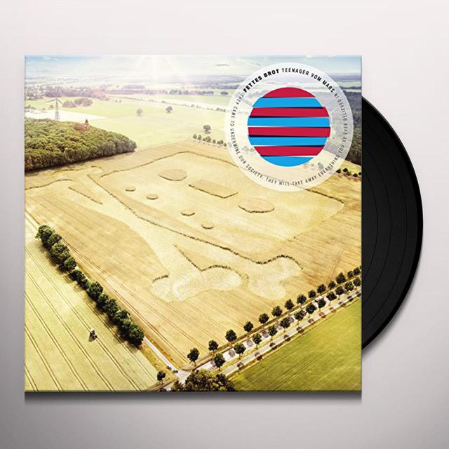Fettes Brot TEENAGER VOM MARS (GER) Vinyl Record