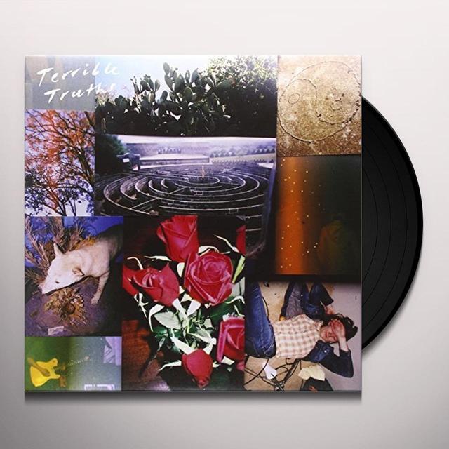 TERRIBLE TRUTHS Vinyl Record - Australia Import