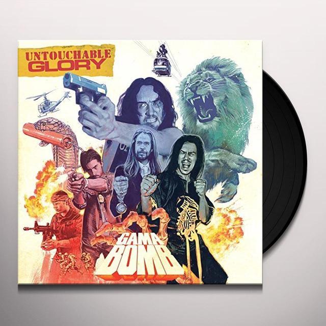 Gama Bomb UNTOUCHABLE GLORY Vinyl Record - UK Import