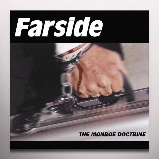 Farside MONROE DOCTRINE Vinyl Record - Colored Vinyl, Limited Edition, Digital Download Included