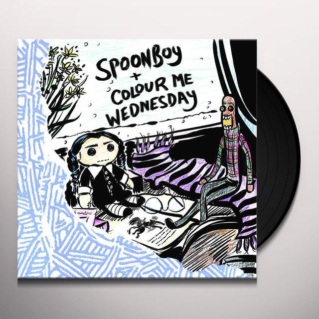 SPOONBOY / COLOUR ME WEDNESDAY Vinyl Record