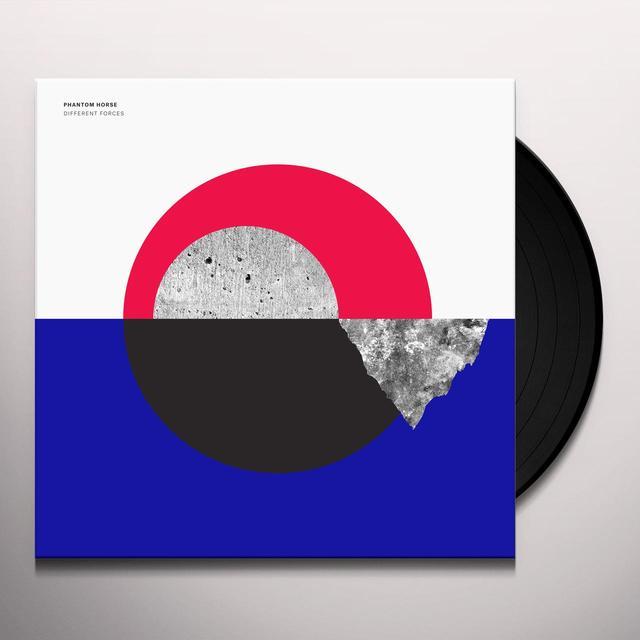 Phantom Horse DIFFERENT FORCES Vinyl Record