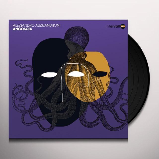 Alessandro Alessandroni ANGOSCIA Vinyl Record