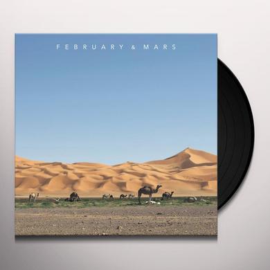 FEBRUARY & MARS Vinyl Record - w/CD
