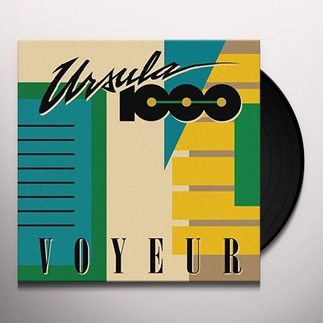 Ursula 1000 VOYEUR Vinyl Record