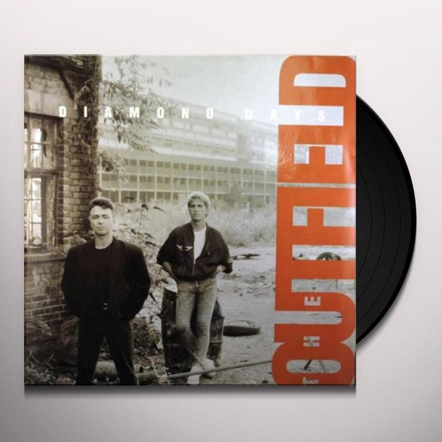 Outfield DIAMOND DAYS Vinyl Record