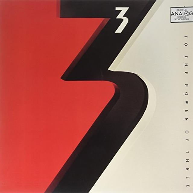 3 TO THE POWER OF THREE Vinyl Record