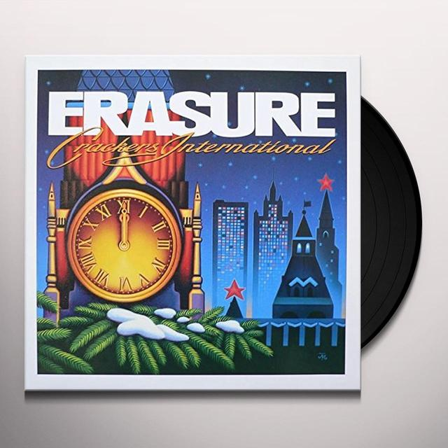 Erasure CRACKERS INTERNATIONAL Vinyl Record