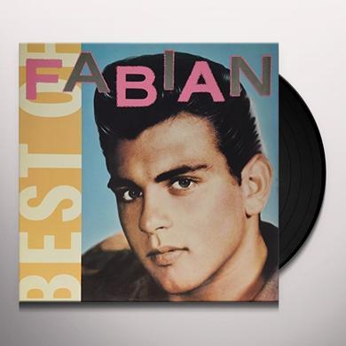Fabian BEST OF (TURN ME LOOSE) Vinyl Record