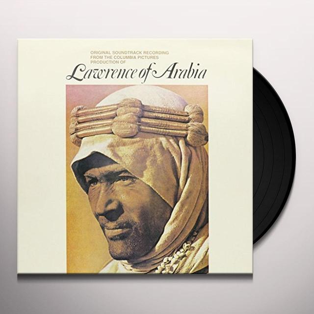Maurice Jarre Conducting The London Philharmonic Orchestra LAWRENCE OF ARABIA Vinyl Record