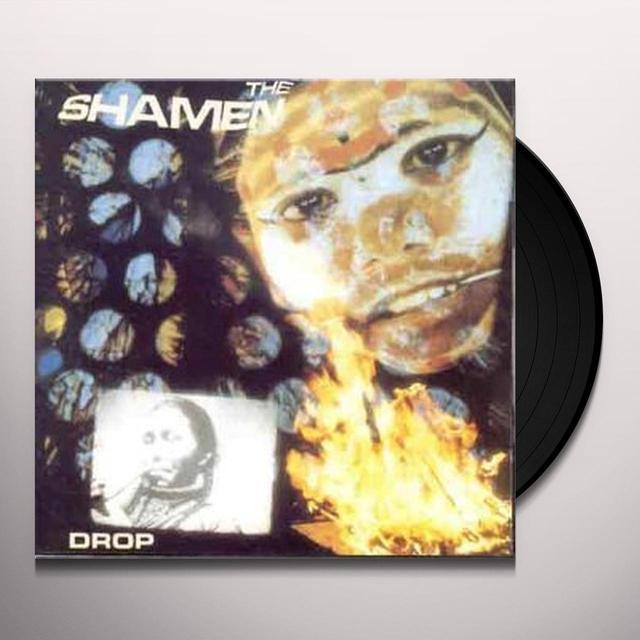 Shamen DROP Vinyl Record