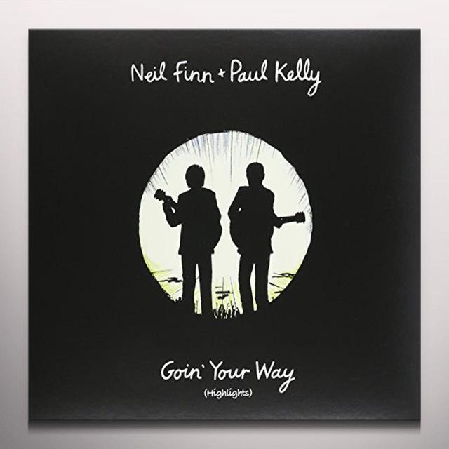 Neil Finn / Paul Kelly GOIN YOUR WAY (HIGHLIGHTS) Vinyl Record