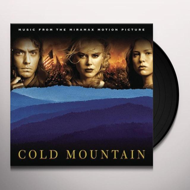 COLD MOUNTAIN: MUSIC FROM THE MOTION PICTURE / VAR Vinyl Record