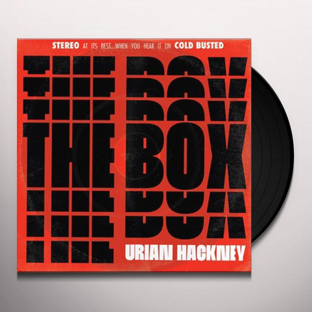 Urian Hackney BOX Vinyl Record - Digital Download Included