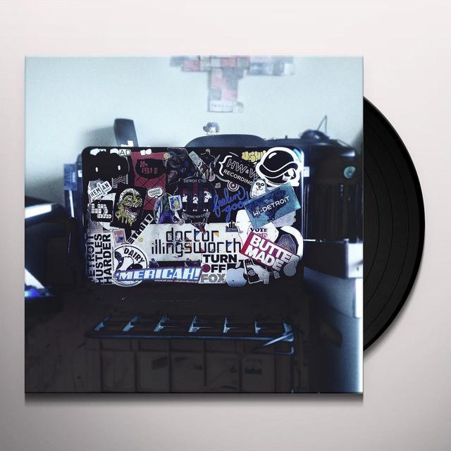 ILLINGSWORTH WORTH THE WAIT Vinyl Record