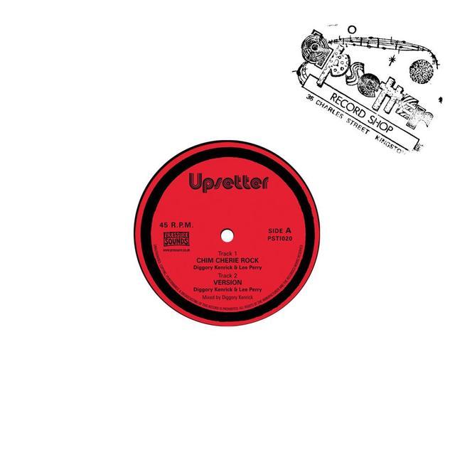 Lee Perry / Diggory Kenrick / Addis Pablo CHIM CHERIE Vinyl Record