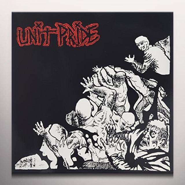 Unit Pride THEN & NOW Vinyl Record - w/CD, Limited Edition, White Vinyl, Digital Download Included