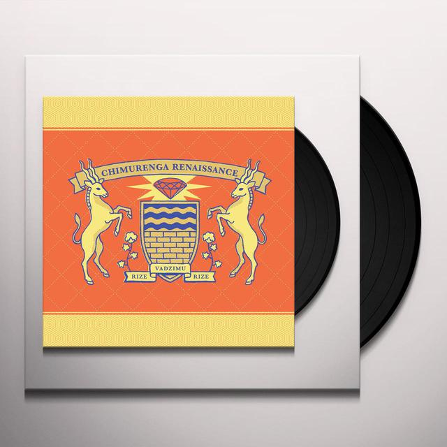 Chimurenga Renaissance RIZE VADZIMU RIZE Vinyl Record