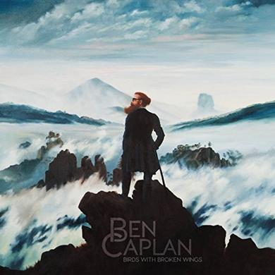 Ben Caplan BIRDS WITH BROKEN WINGS Vinyl Record