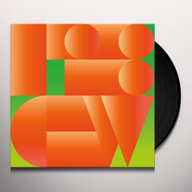 Panda Bear CROSSWORDS Vinyl Record