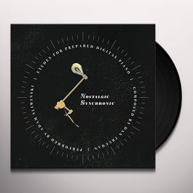 TRUEMAN / SLIWINSKI NOSTALGIC SYNCHRONIC Vinyl Record