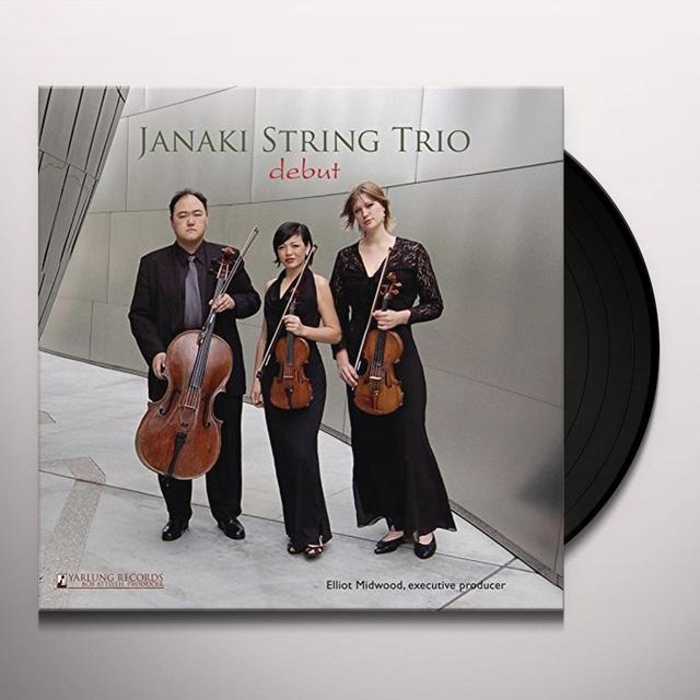 BARABBA / JANAKI STRING TRIO / KADARAUCH / CHOI JANAKI STRING TRIO DEBUT Vinyl Record