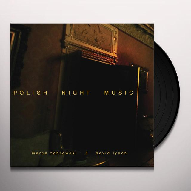 David Lynch / Marek Zebrowski POLISH NIGHT MUSIC Vinyl Record