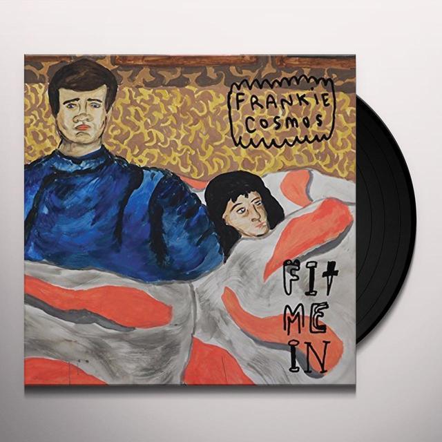 Frankie Cosmos FIT ME IN Vinyl Record