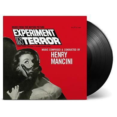 EXPERIMENT IN TERROR / O.S.T. (HOL) EXPERIMENT IN TERROR / O.S.T. Vinyl Record