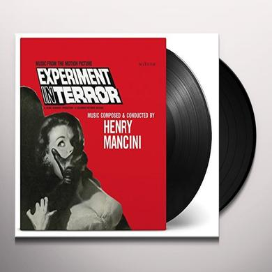 EXPERIMENT IN TERROR / O.S.T. (HOL) EXPERIMENT IN TERROR / O.S.T. Vinyl Record - Holland Import