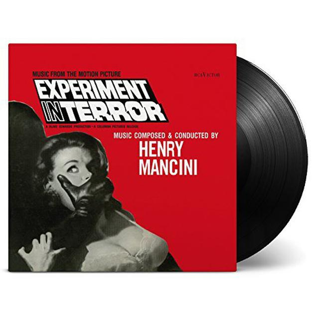 EXPERIMENT IN TERROR / O.S.T. (HOL) EXPERIMENT IN TERROR / O.S.T. Vinyl Record