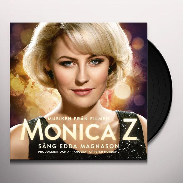 Edda Magnason MONICA Z: SOUNDTRACK Vinyl Record - Asia Import
