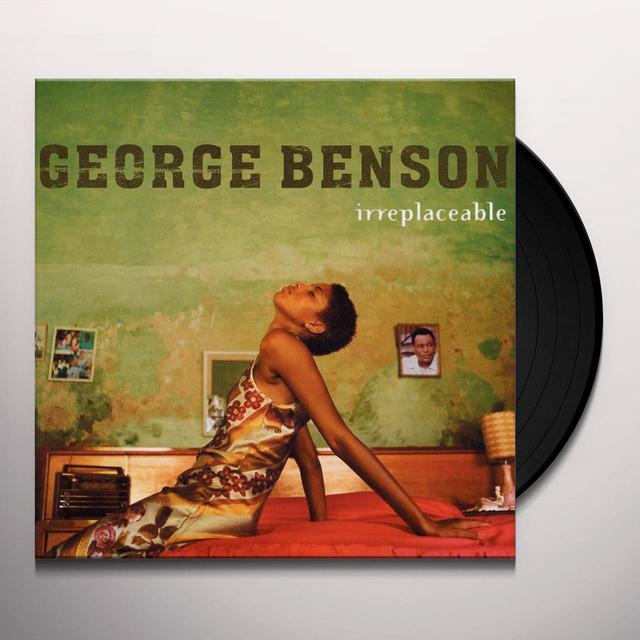 George Benson IRREPLACEABLE Vinyl Record - Asia Release