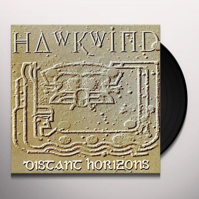 Hawkwind DISTANT HORIZONS Vinyl Record - UK Release