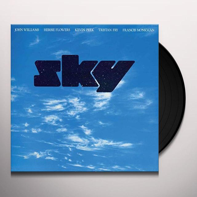 SKY Vinyl Record - UK Import