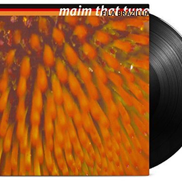 Fila Brazillia MAIM THAT TUNE Vinyl Record