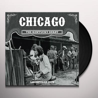Chicago KENTUCKY DERBY Vinyl Record - UK Import