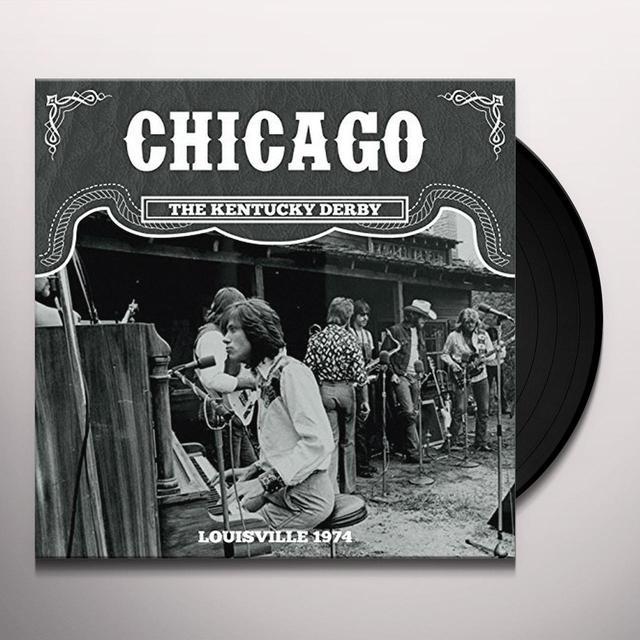 Chicago KENTUCKY DERBY Vinyl Record - UK Import