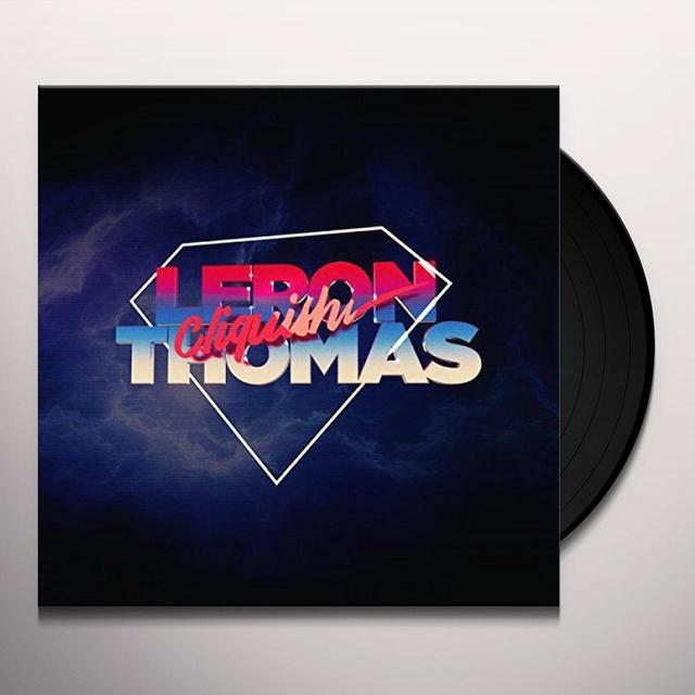 Leron Thomas CLIQUISH Vinyl Record