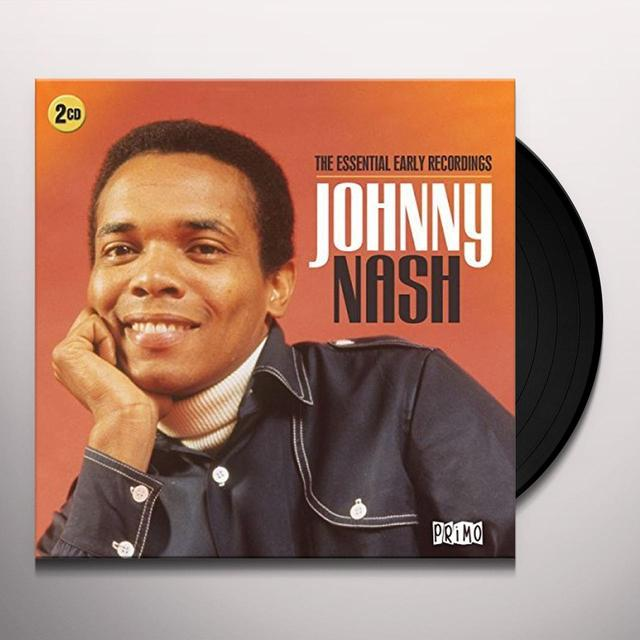 Johnny Nash ESSENTIAL EARLY RECORDINGS Vinyl Record - UK Import