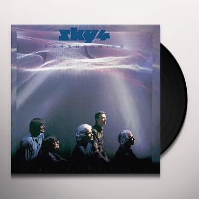 SKY 4 - FORTHCOMING Vinyl Record - UK Import