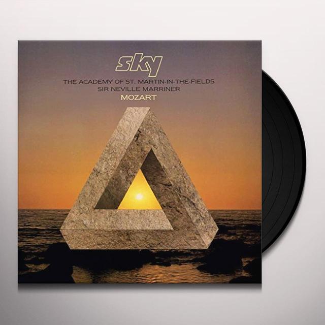 Sky MOZART Vinyl Record - UK Import