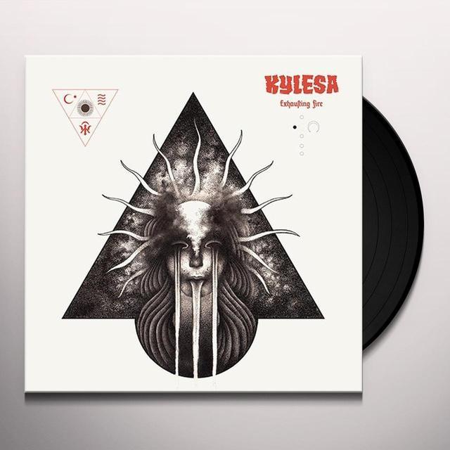 Kylesa EXHAUSTING FIRE Vinyl Record - UK Import