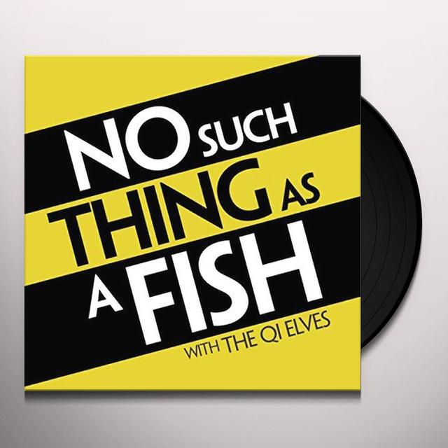 QI ELVES NO SUCH THING AS A FISH PODCAST SPECIAL Vinyl Record - UK Import