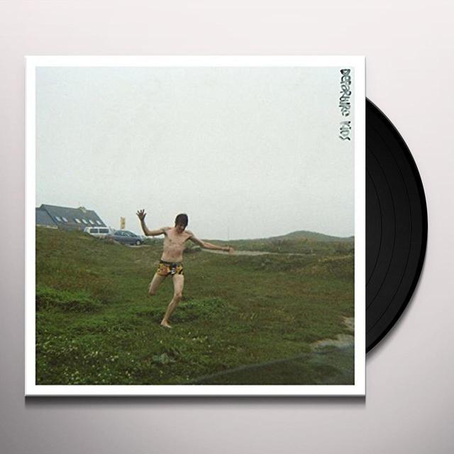 DEPARTURE KIDS ON THE GO Vinyl Record - UK Import