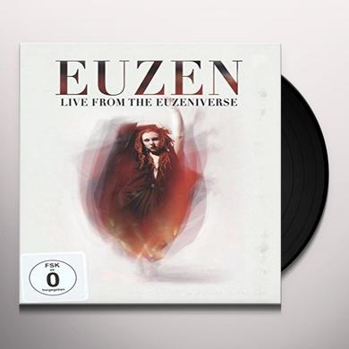 LIVE FROM THE EUZENIVERSE Vinyl Record - UK Release