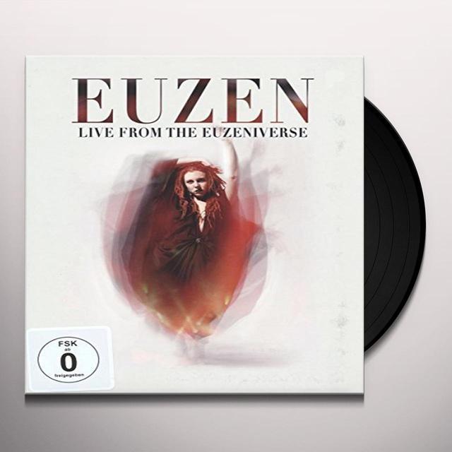 LIVE FROM THE EUZENIVERSE Vinyl Record - UK Import