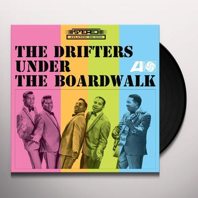 Drifters UNDER THE BOARDWALK Vinyl Record